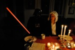 Darth Vadar and Johann Sebastian Bach were friends!