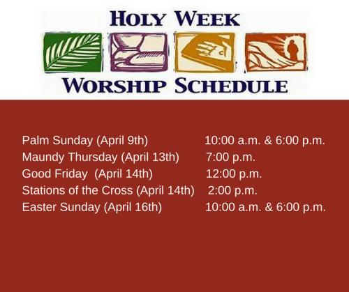 Holy Week 2017 (1)